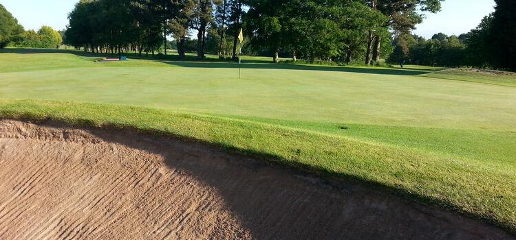 wrexham golf club